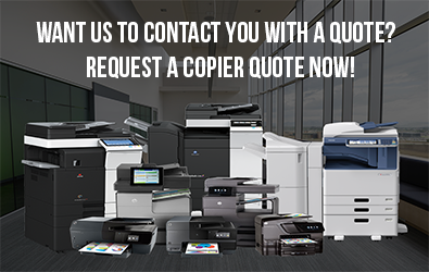 Request A copier quote now